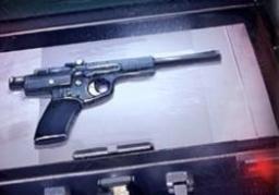 Blaster de Poche modèle 22T4