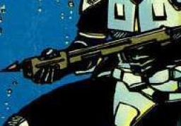 Blaster Lance-Harpon Seatrooper One