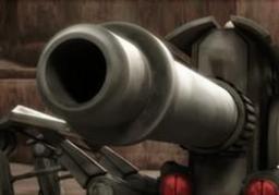 Canon à Protons