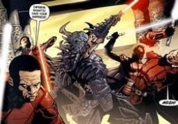 Renversement de l'Empire par Darth Krayt