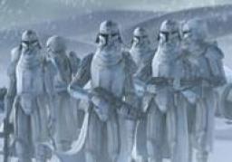 Clone Snowtrooper
