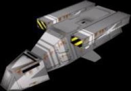 Transport de Stormtroopers Dx-9 Delta