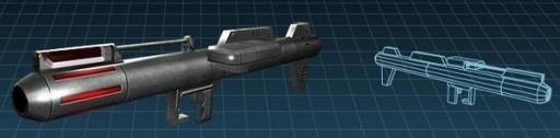 Un Lance-Missiles E-60R.
