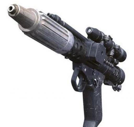 Pistolet Blaster DH-17.