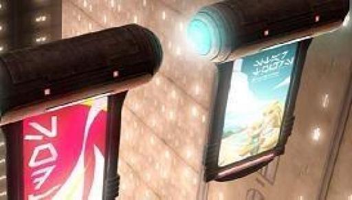 Publicités en Aurebesh