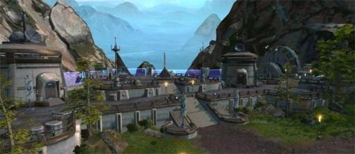 Enclave Jedi sur Tython