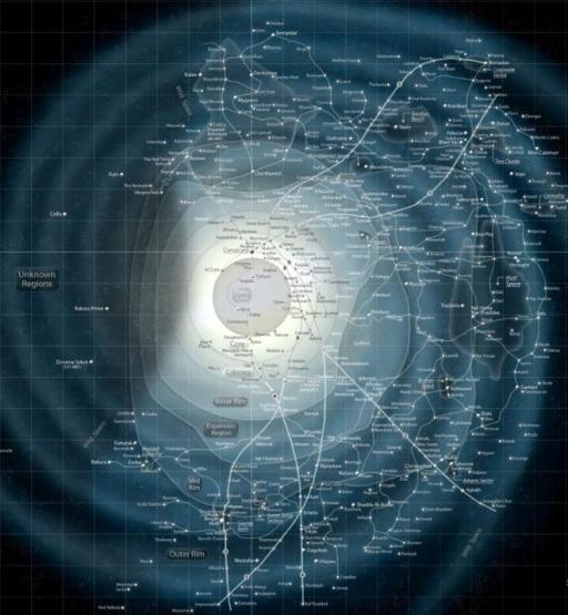 L'Atlas Galactique
