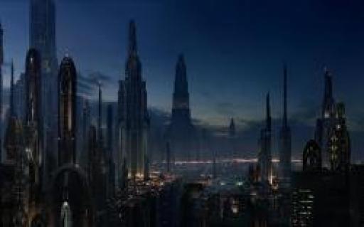 Coruscant, le Joyau des Mondes du Noyau