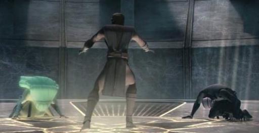 Anakin face au Fils et à la Fille