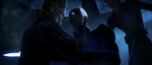 Anakin rétablit l'équilibre sur Mortis