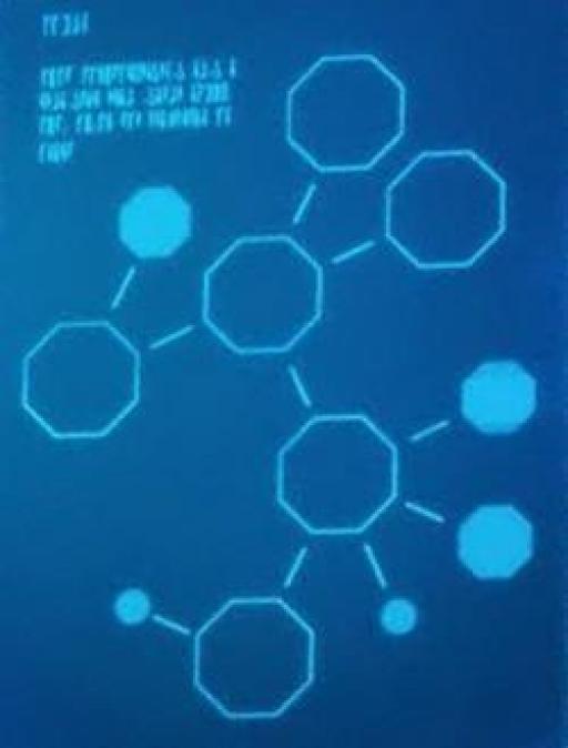 Structure moléculaire du Slabin.