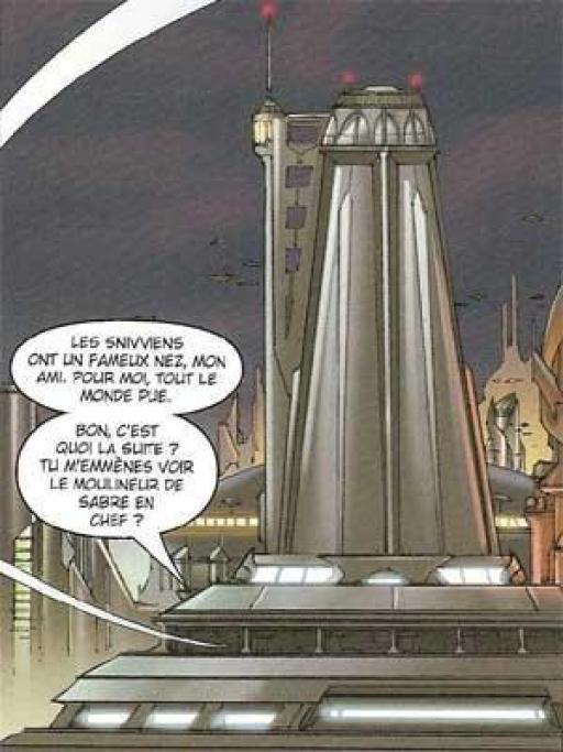 Le Temple Jedi de Taris