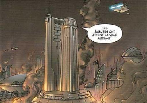 Le Temple pendant les émeutes