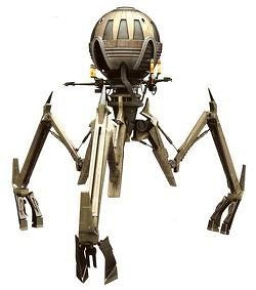 Un Tri-droïde.