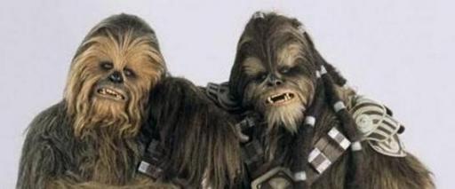 Chewbacca et Tarful
