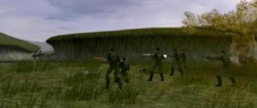 La Milice de Khoonda fait feu sur Azkul et ses mercenaires