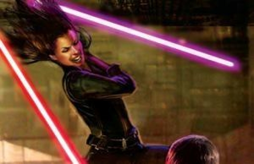 """Jaina, le """"Sabre des Jedi"""""""