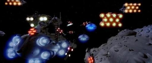 La Flotte Rebelle s'apprête à passer en hyperespace pour rallier Endor