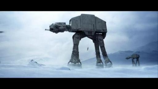 Luke Skywalker s'apprête à détruire Blizzard 4