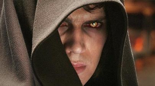 Anakin abandonnant son rôle de Jedi, et la prophétie