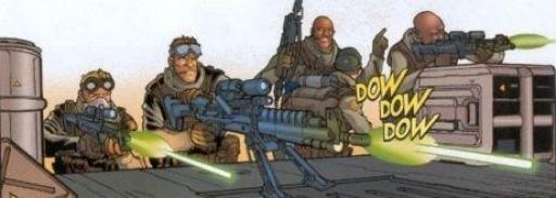 Les résistants de Ralltiir attaquent les forces de Tion