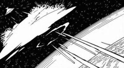 Thrawn ordonne le bombardement orbital