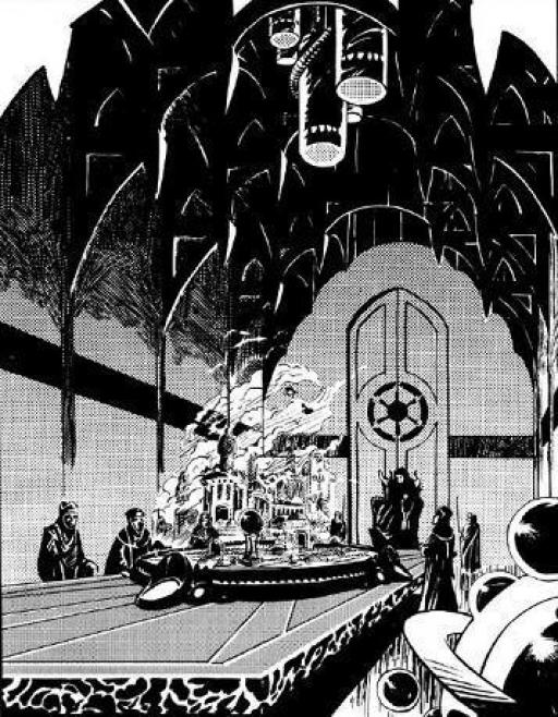 Chambre du Cercle Intérieur