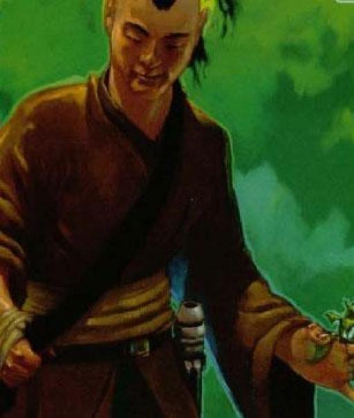 Recrue du Corps Agricole Jedi