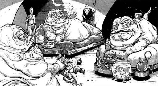 Réunion-dîner entre seigneurs du crime