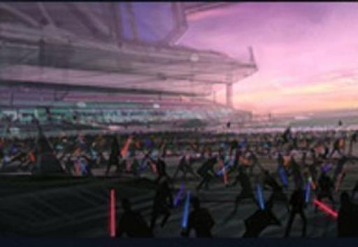 Des Maraudeurs Sith, lors du Sac de Coruscant