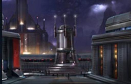 Le Coeur de l'Empire Sith