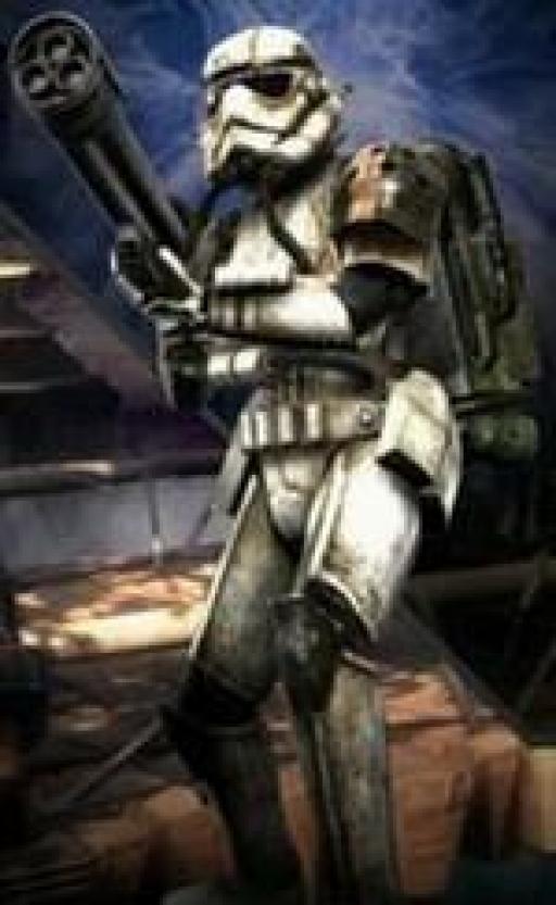 Un EVO Trooper.