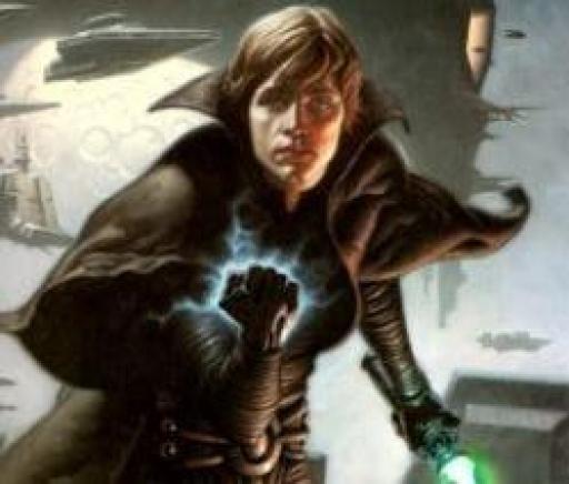 Le Jedi Noir Luke Skywalker