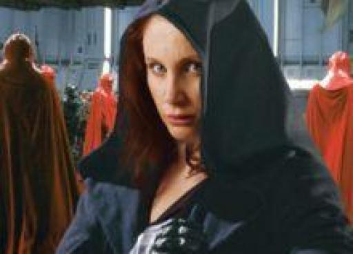 Mara Jade, Main de l'Empereur