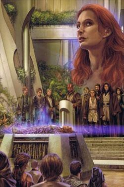 Funérailles de Mara Jade Skywalker