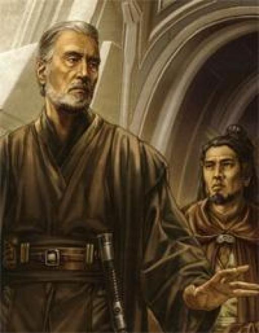 Les Jedi Dooku et Sifo-Dyas