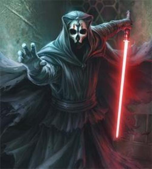 Darth Nihilus, du triumvirat Sith