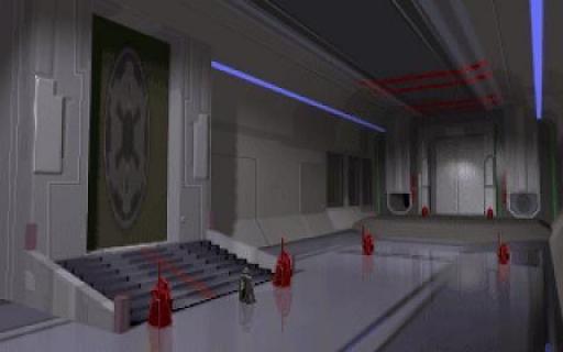 Les Quartiers de l'Ordre Secret sur Coruscant