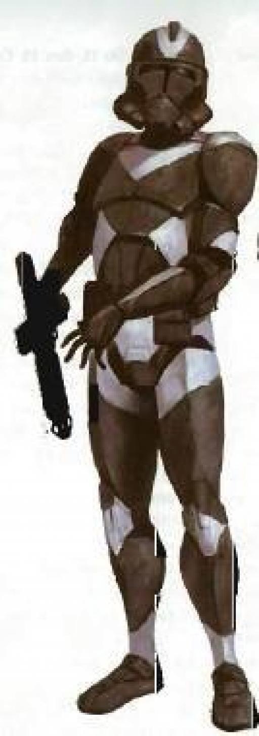 Un Clone Shadow Trooper.