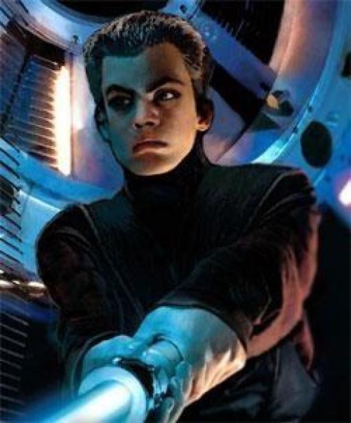 Ben Skywalker, à la Bataille de Centerpoint