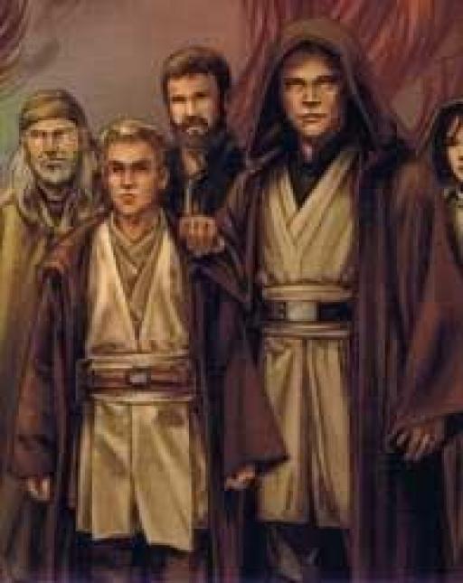 Ben et Luke aux funérailles
