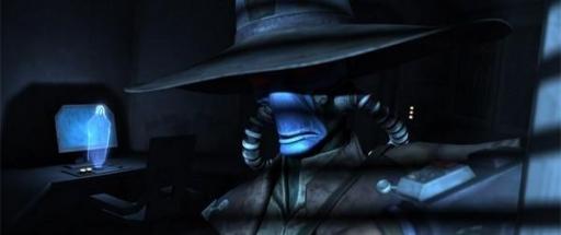 Bane négocie son futur contrat avec Darth Sidious.