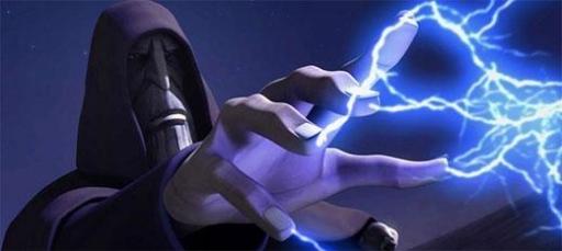 Dooku affronte Anakin Skywalker sur Tatooine