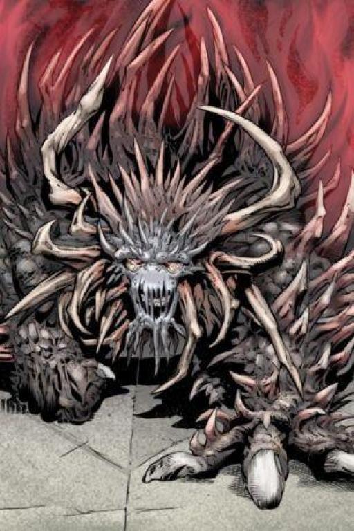 Une Bête Monstrueuse
