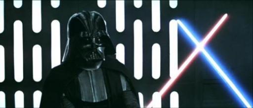 Face à face avec son ancien mentor, Vader peut enfin assouvir sa vengeance.