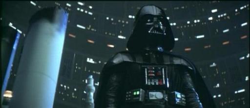 Après avoir vaincu Luke, le Seigneur Sombre des Sith lui révèle sa troublante identité.