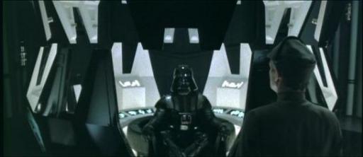 Vader commande l'assaut sur Hoth.
