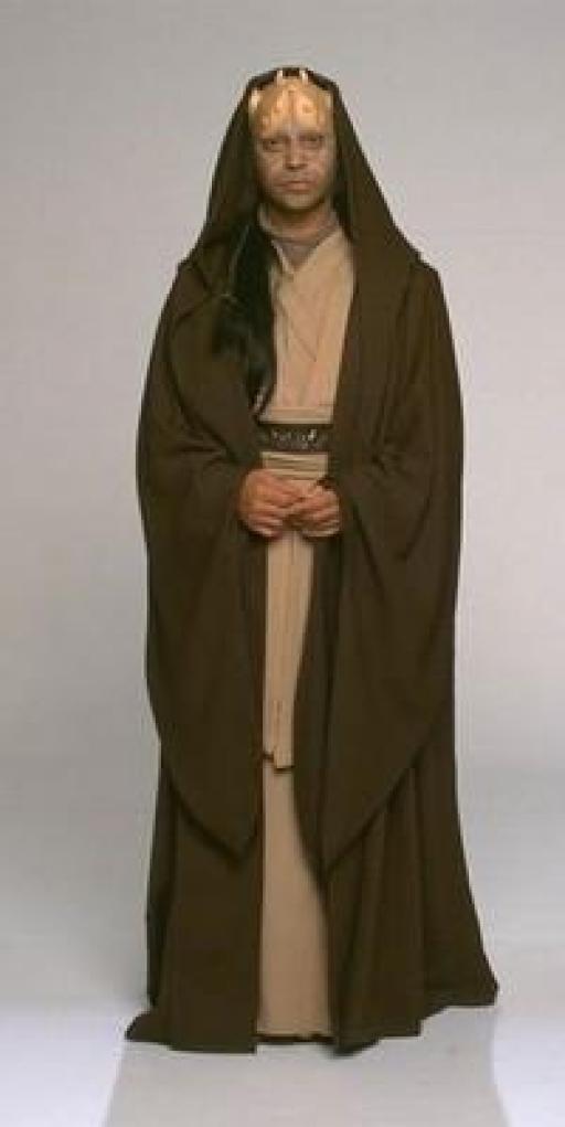 Le Maître Jedi Eeth Koth.