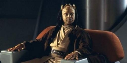 Eeth Koth, membre du Conseil des Jedi.