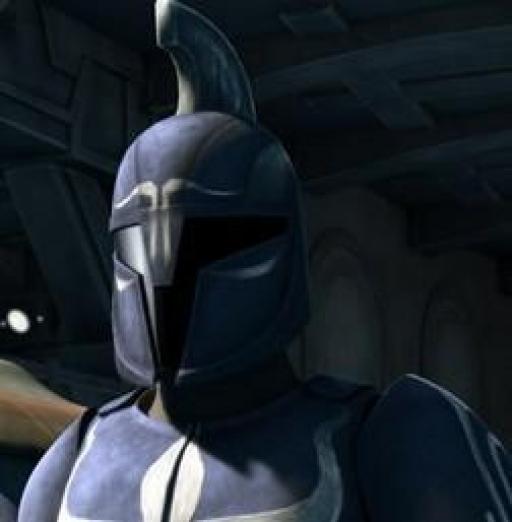 Le Capitaine Jayfon des Commandos du Sénat.